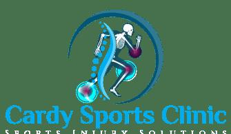 cardy sports clinic logo