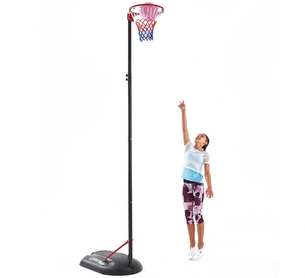 Bee-Ball Netball Stand