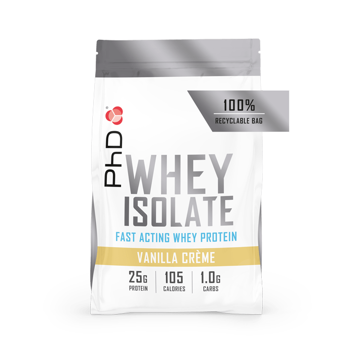 PHD Whey Isolate Protein