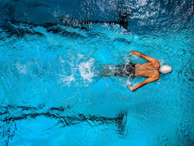 Swimming for recovery
